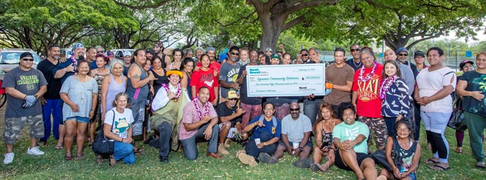 Nareit Hawaii Community Giving Initiative of the Nareit Foundation